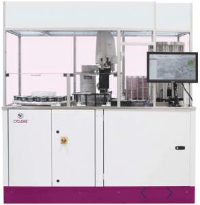 Cyclone Copan - fuldautomatisk fortynding og udsåning af mikrobiologiske prøver